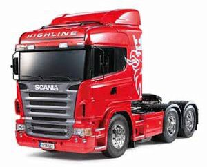 Tamiya 56514 Body Parts Scania R620 6x4 Highline