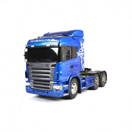 Tamiya 23674 Scania R620 Highline Full Op.Blue Finished