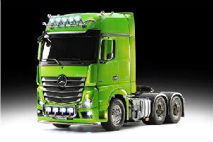 Tamiya 23801 MB Actros 3363 6x4 Giga Full Op (Factory finished)