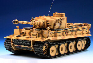 Tamiya 56010 Tiger I m/DMD+MF