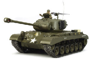 Tamiya 56016 US Medium Tank M26 Pershing