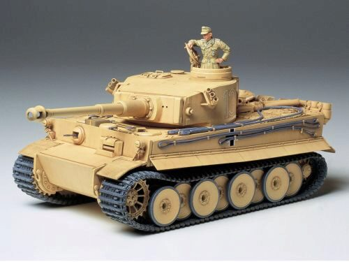 Tamiya 35227 Tiger I Initial Production
