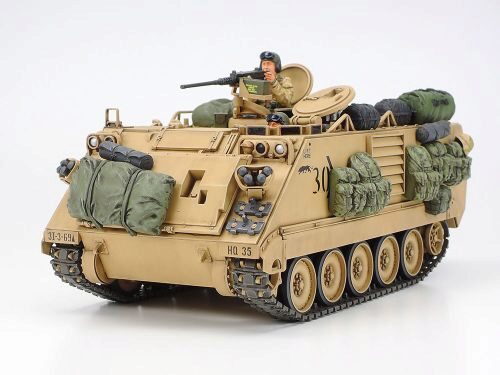 Tamiya 35265 M113A2 Arm.Per.Carrier