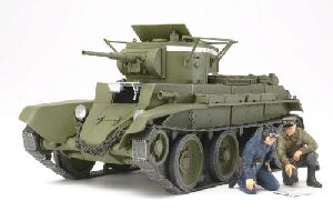 Tamiya 35309 Russ. BT-7 Model 1935