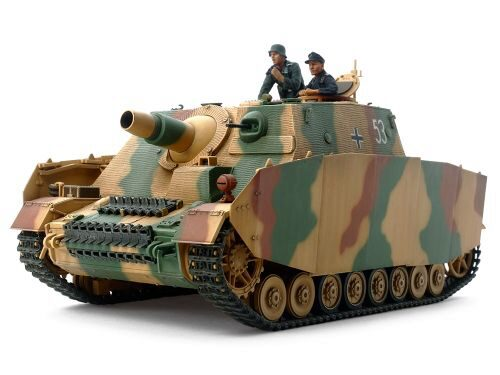 Tamiya 35353 German Assault Tank IV Brummbär Late P.
