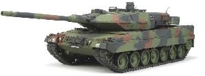 Tamiya 56020 Leopard 2 A6 Full Options komplett mit Soundmodul