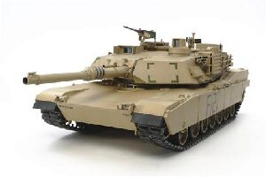 Tamiya 56041 U.S. Main Battle Tank M1A2 Abrams Full Opt.
