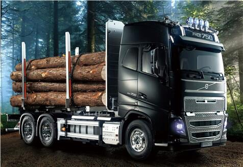 Tamiya 56360 Volvo FH16 Globetrotter 750 6x4 Timber Truck