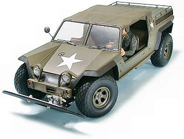 Tamiya 58004 XR311 Combat Support Vehicle