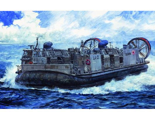 Trumpeter 00106 JMSDF Landing Craft Air Cushion