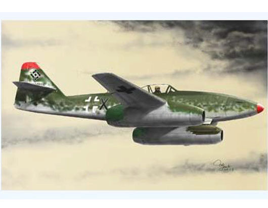 Trumpeter  01318 1/144 Me 262 A-2a