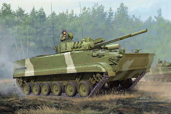 Trumpeter 01528 BMP-3 IFV