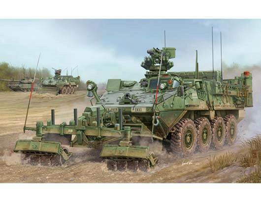 Trumpeter  01574 1/35 M1132 Stryker Engineer