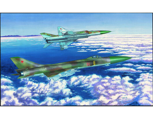 Trumpeter  01623 1/72 Su 15 TM Flagon-F