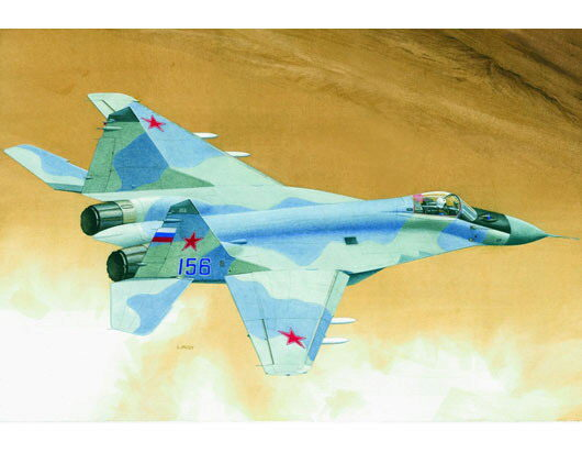 Trumpeter  02238 1/32 MiG 29M Fulcrum Fighter