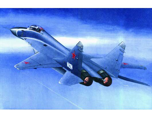 Trumpeter  02239 1/32 MIG 29K Fulcrum Fighter