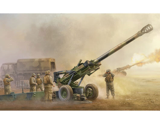 Trumpeter  02319 1/35 M198 Medium Towed Howitz
