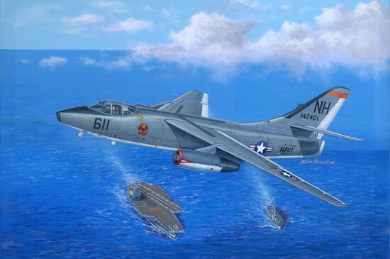 Trumpeter  02871 1/48 EA3B Skywarrior