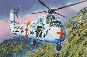 Trumpeter  64103 1/48 CH-34 US-Army Rescue