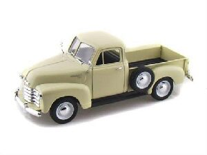 Welly 113016 Chevrolet 3100 Pick Up, beige