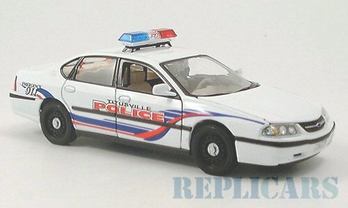 Welly 129127 Chevrolet Impala, Police