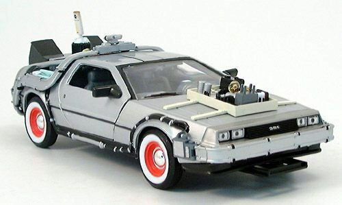 Welly 129140 DeLorean Back to the future III
