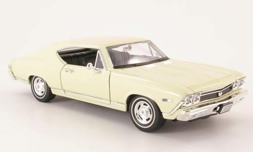 Welly 129166 Chevrolet Chevelle SS 396 beige