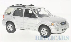 Welly 136001 Ford Escape Limited, silber