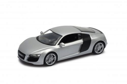 Welly 159539 Audi R8 silber