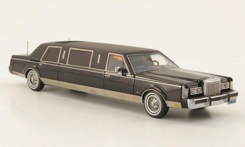 NEO 169395 Lincoln Town Car Formal Stretch Limousine schwarz