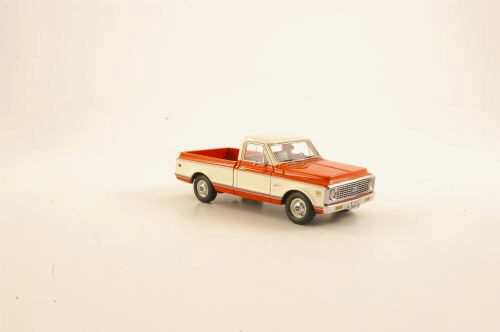 NEO 169396 Chevrolet C10 dkl.-orange/weiss