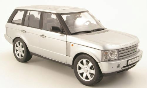 Welly 172194 Land Rover Range Rover silber