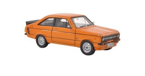 NEO 174779 Ford Escort MKII dkl.-orange RHD mit RS-Paket