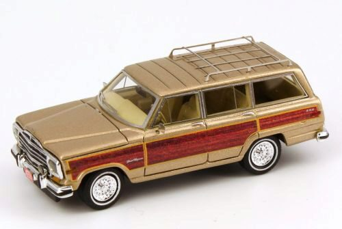 NEO 174798 Jeep Grand Wagoneer met.-gold