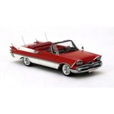 NEO 176619 Dodge Custom Royal Lancer Convertible rot/weiss