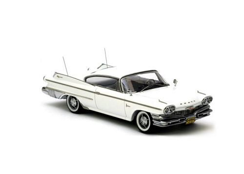 NEO 176621 Dodge Polara 2-Door Hardtop Coupe weiss