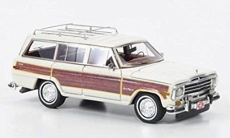NEO 176625 Jeep Grand Wagoneer weiss