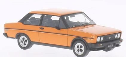 NEO 176759 Fiat 131 2000/TC orange/schwarz