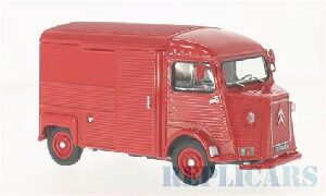 Welly 182683 Citroen Type H, rot