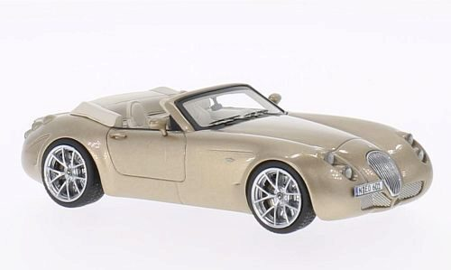 NEO 184416 Wiesmann Roadster MF5 metallic-gold