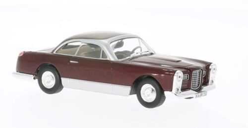 White-Box 186646 Facel Vega FV met.-dkl.-rot