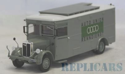 NEO 200179 NAG Büssing, Auto Union Renndienst