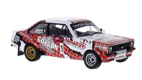 IXO 205015 Ford Escort RS MKII, No.1, Gordon, Boucles de Spa