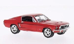 Welly 209567 Ford Mustang GT, rot