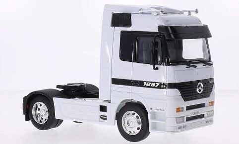 Welly 209726 Mercedes Actros, weiss