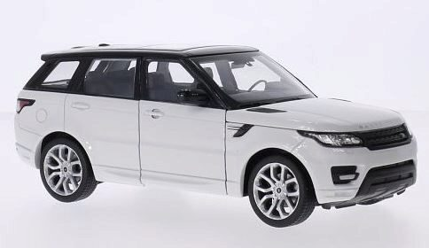 Welly 210383 Land Rover Range Rover Sport, weiss