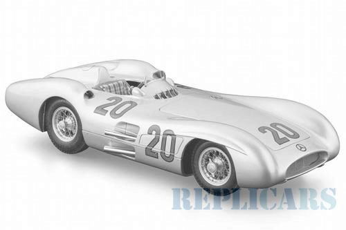 Premium CassiXXS 214534 Mercedes W196R Stromlinie, No.18, GP French