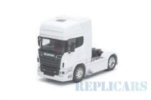 Welly 214939 Scania R730 V8 (4x2), weiss