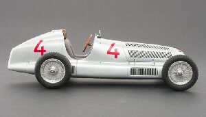 CMC M-104 Mercedes-Benz W25 ,1935 Grand Prix Monaco #4 Luigi Fagioli Limited Edition 2,000 pcs.