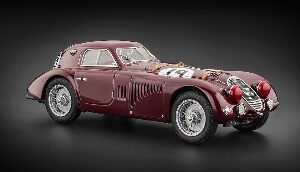 CMC M-111 Alfa Romeo 8C 2900 B Speciale #19 24H France, 1938 Limited Edition 3,000 pcs.